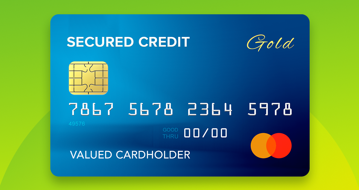 Secured Credit Card - DeluxCards.com